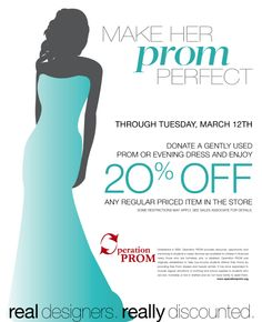Prom dress donation long island