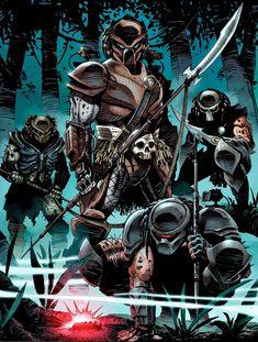 Predator vs. Judge Dredd vs. Aliens (2016)