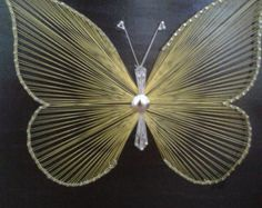Papillon. Chaîne Art. par Bigantic sur Etsy