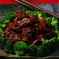 Courtney's Spicy Beef Recipe — Dishmaps