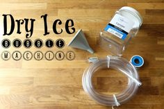 """Dry Ice """"Bubble Machine"""" - Perfect to use with our homemade bubble solution. #Palmolive25ways #shop #cbias"""