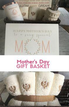 DIY Gift Basket for Mom - MomTrends