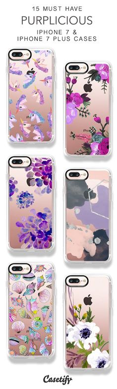 15 Must Have Purplicious iPhone 7 Cases & iPhone 7 Plus Cases here > https://www.casetify.com/collections/top_100_designs#/?vc=W22x0wvJ2d