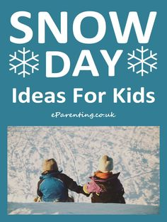Lets get outside with these fun ideas for things to do on a snow day! Lots of brilliant cold weather activities for children. Middle School Activities, Activities For Kids, Indoor Activities, Pregnancy Fashion Winter, Baby In Snow, Snow Outfit, Weather Activities, Snow Fun, Raising Girls