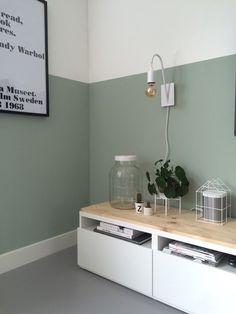 Woonkamer - Binnenkijken bij dbarnas | Ikea hack, Saunas and Tv stands