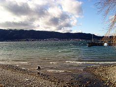 stürmischer See - stormy lake 2