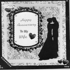 Anniversary for wife, tonic sentiment frame