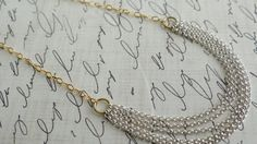 Handmade Sterling Silver and 14k Gold Fill by AngelWearDesigns2013