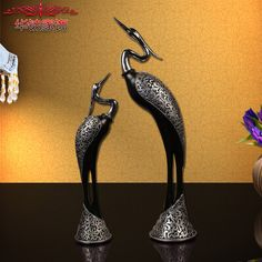 Find More Figurines & Miniatures Information about home decoration accessories European crane ornaments resin crafts jewelry wedding gift Home Furnishing friends engagement,High Quality craft squeaker,China craft pom poms wholesale Suppliers, Cheap craft clothes from Commodity wholesale 2 on Aliexpress.com