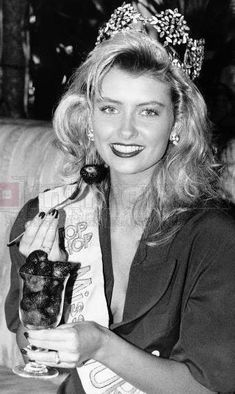 Linda Pétursdóttir Miss World 1988  Icelandic Beauty! eCityLifestyle.com