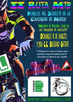 Mtb Cadaáveres - Bike : II Ruta Presoplao - Domingo 8 de marzo.
