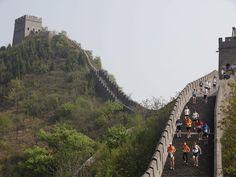 Un estudio revela la longitud exacta de La Gran Muralla China.