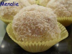 Süße Schneebälle - Rezept mit Bild