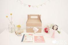 Kit para damas de honor. Bodas de Cuento The Wedding Designers