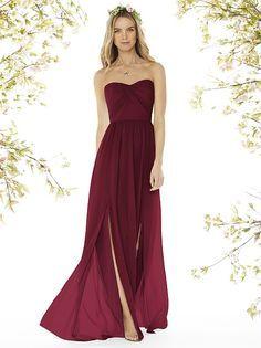 Social Bridesmaids Style 8159 http://www.dessy.com/dresses/bridesmaid/8159/