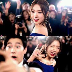 Park Shin Hye for Visa