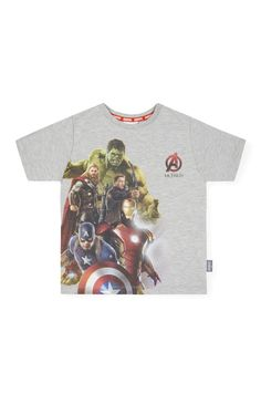 Primark - Avengers Age of Ultron T-Shirt