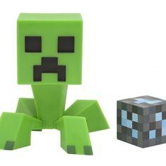 Figura Minecraft Vinyl Creeper #minecraft #merchandising