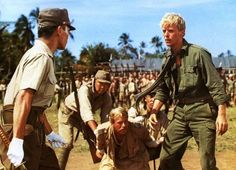 David Bowie in Merry Christmas MR.Lawrence.