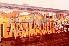old school graffitti new york city | New York City old school graffiti (70's and 80's)