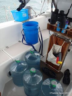 Finding water in the Bahamas -- what it's really like and does it make sense to have a watermaker?