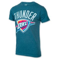Majestic Men's #Oklahoma City Thunder #NBA @Kevin Durante Name and Number T-Shirt, Navy