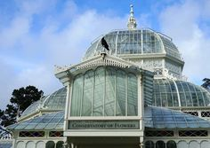 The San Francisco Greenhouse Garden Conservatory