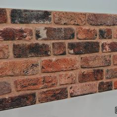 Wall Panel - Brick Effect Luxury Wall Decor Polystyrene - 3d Panels, Ceiling Panels, Ceiling Tiles, Modern Wall Paneling, Cladding, Brick, Home And Garden, Wall Decor, Wood