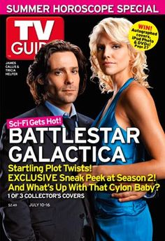 tv  guide  covers | GateWorld - TV Guide to cover SCI FI Friday
