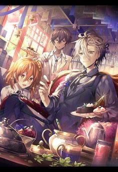 /r/Moescape is a place to post all of your favorite artworks and screen caps of cute Anime characters in their environment. Manga Boy, Anime Manga, Fate Servants, Fate Anime Series, Fate Zero, Mystic Messenger, Anime Artwork, Cute Anime Character, Fate Stay Night