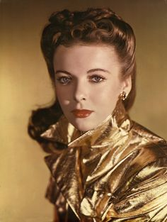 Ida Lupino|  Be inspirational  ❥|Mz. Manerz: Being well dressed is a beautiful form of confidence, happiness  politeness