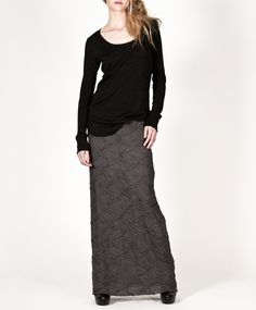 jersey skirt - have it, love it!    Thank you Heidi Black