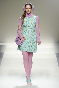 Blugirl at Milan Fashion Week Fall 2012 - Livingly