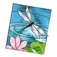 Free Pattern, Garden Pond