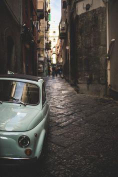 TELLTALE  » Napoli streetlife