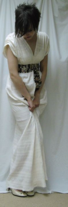 Grecian Sundress free Pattern -- short and long!