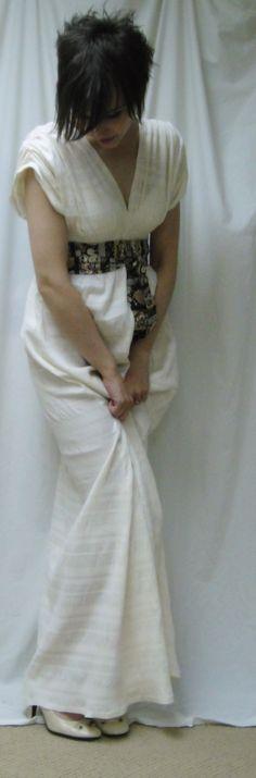 Grecian Sundress free Pattern -- short and long!