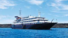 Silver Galapagos ~ Silversea Expeditions Sails Inaugural Cruise and Plans New Refurbishments   Popular Cruising (Image Copyright © Silversea Cruises)