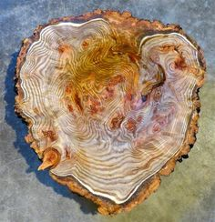 Aspen Burl bowl  I REALLY love this one..obvious heart-shaped design