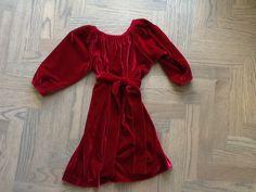Christmas dress, so soft