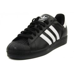 promo code 6447a ff5e5 Adidas Originals Superstar Foundation Herr Dam Skor Svart B27140