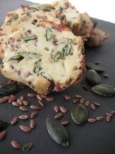SABLES APERO CROQUANTS - C secrets gourmands!! Blog de cuisine, recettes…