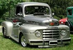 1948-50 Ford pickup truck
