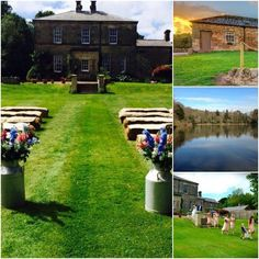 Doxford Barn wedding venue in Northumberland