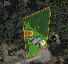 Here's a new map in Massachusetts that has an impressive bio-retention cell that helps to filter and clean rainwater before entering the neighborhood pond. Along with this water conservation feature, the property is found on a nicely wooded plot, rich in native habitat. Logs, rock piles, and a brush pile provide additional features that benefit wildlife. To see more features on this property explore the map: http://app.yardmap.org/map/L5042158