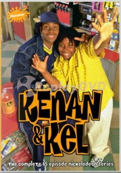 kenan and kel two heads are better than none trailer