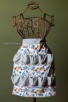 Egg Apron - Sewn - Cyrena's Apron