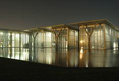 Flashback: Modern Art Museum of Fort Worth,© Liao Yusheng
