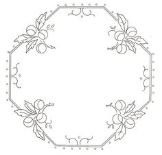 Circle Embroidery