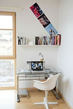 Attractive and inspiring workspaces